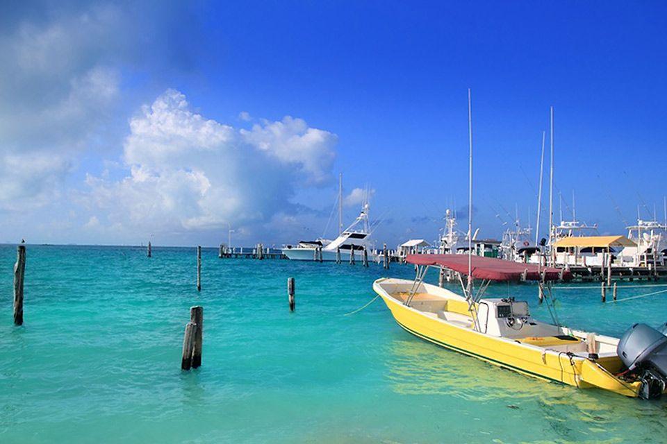 La solare Isla Mujeres, Isla Mujeres, Le attività e i divertimenti, Cancun, Messico Yucatán