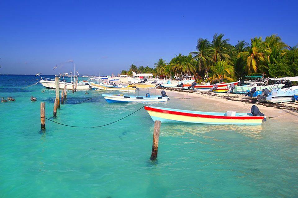 Le attività di Isla Mujeres, Isla Mujeres, Le attività e i divertimenti, Cancun, Messico Yucatán