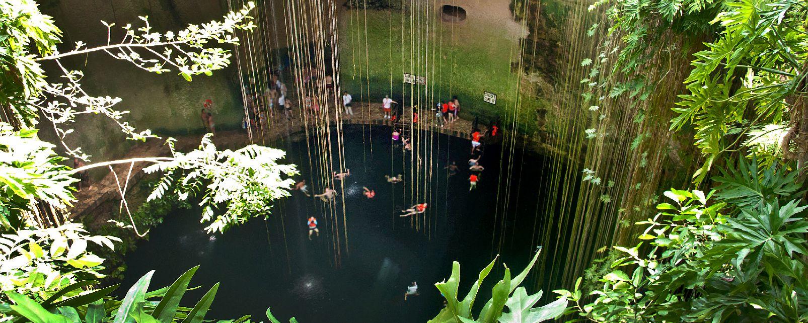 Les cenotes , Les cénotes , Mexique