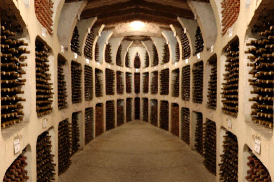 Les galeries, les vignobles , Moldavie