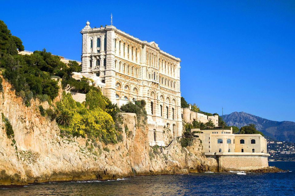 Das Ozeanographische Museum , Das Ozeanographische Museum von Monaco , Monaco