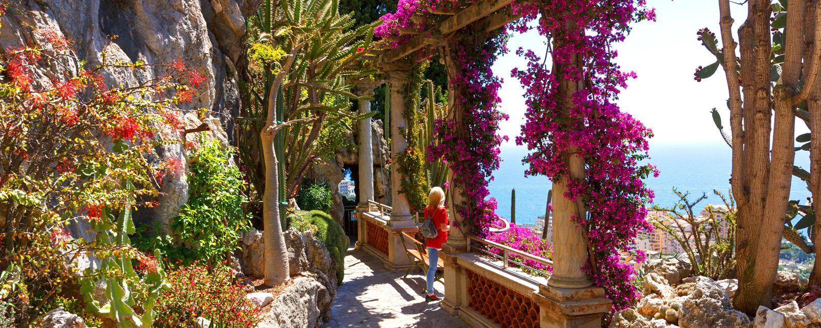 Le Jardin Exotique Monaco
