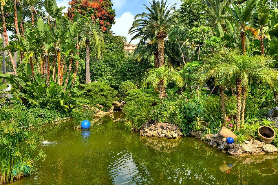 The Exotic Gardens Monaco