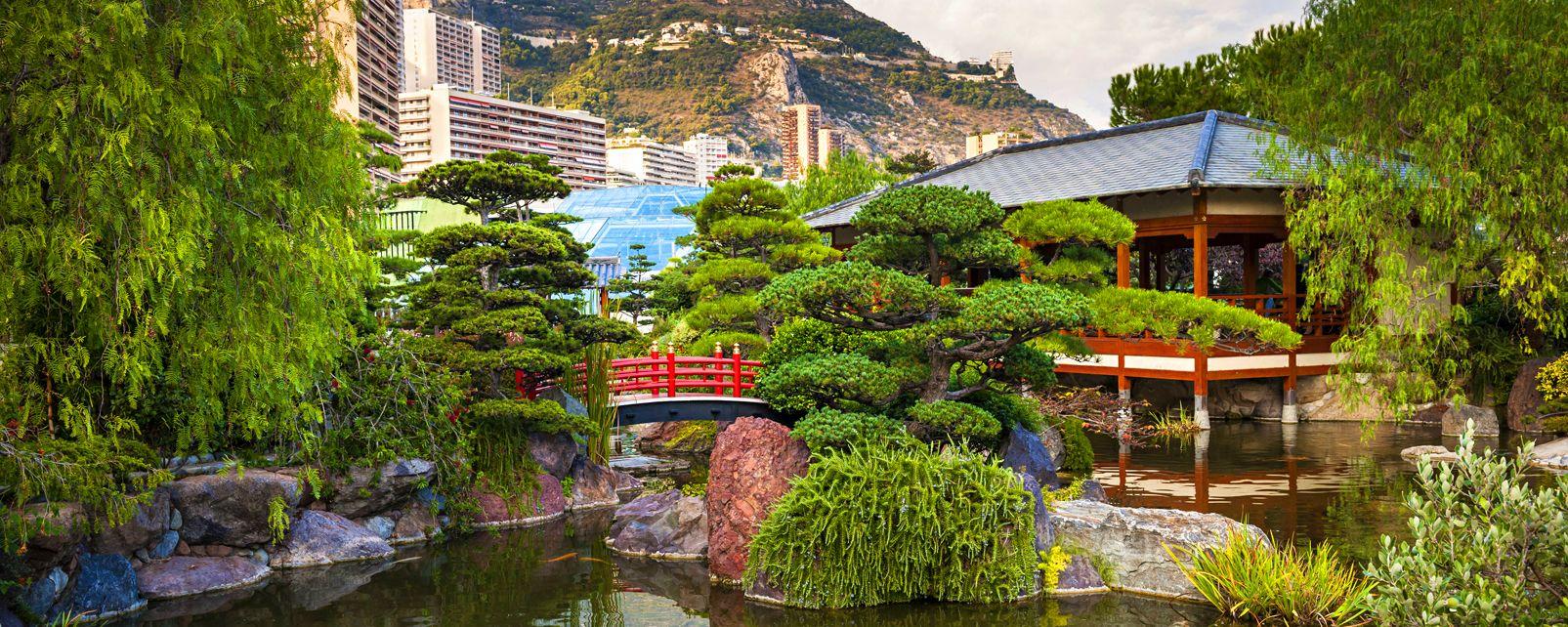 le jardin japonais monaco
