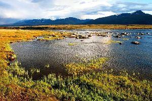 La provincia de Uvs , La región de Uvs, Mongolia , Mongolia
