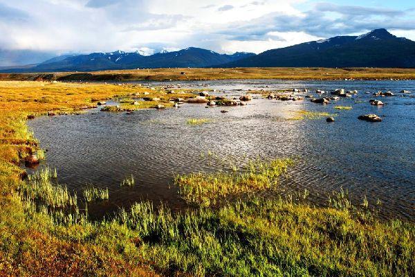 Die Provinz Uws , Die Region Uvs, Mongolei , Mongolei