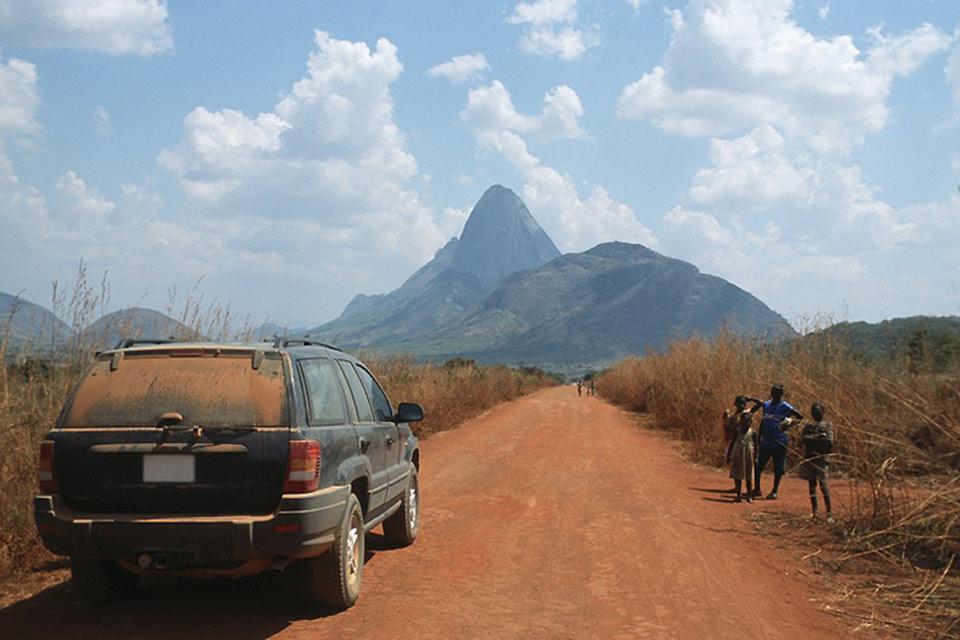 Coastal plains , Mozambique