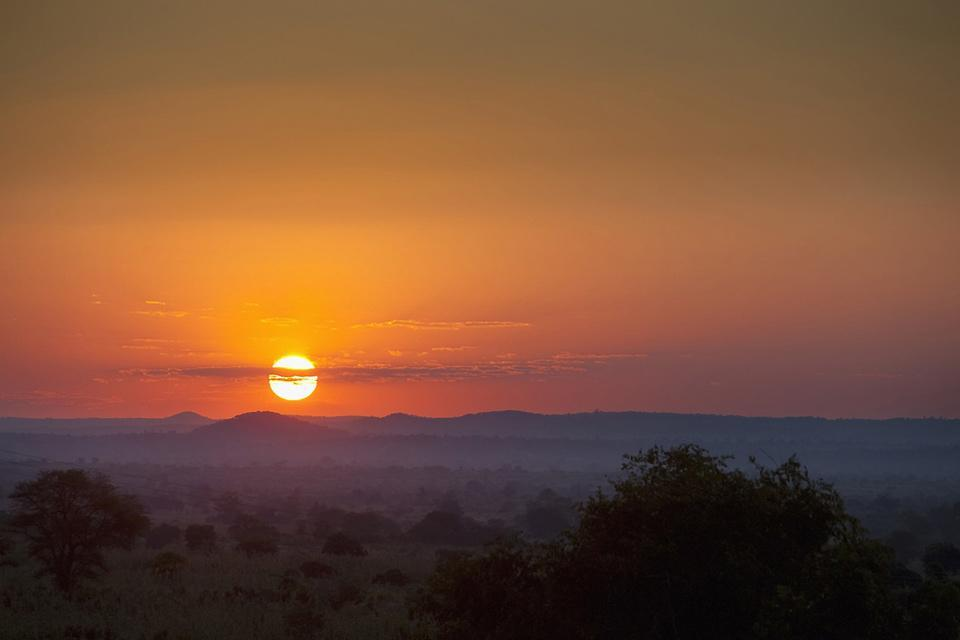 The Manica mountains , Mozambique