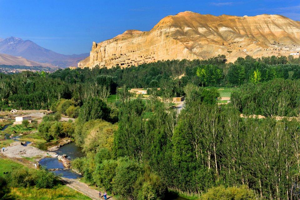 , Les bouddhas de Bamiyan, Les monuments, Afghanistan