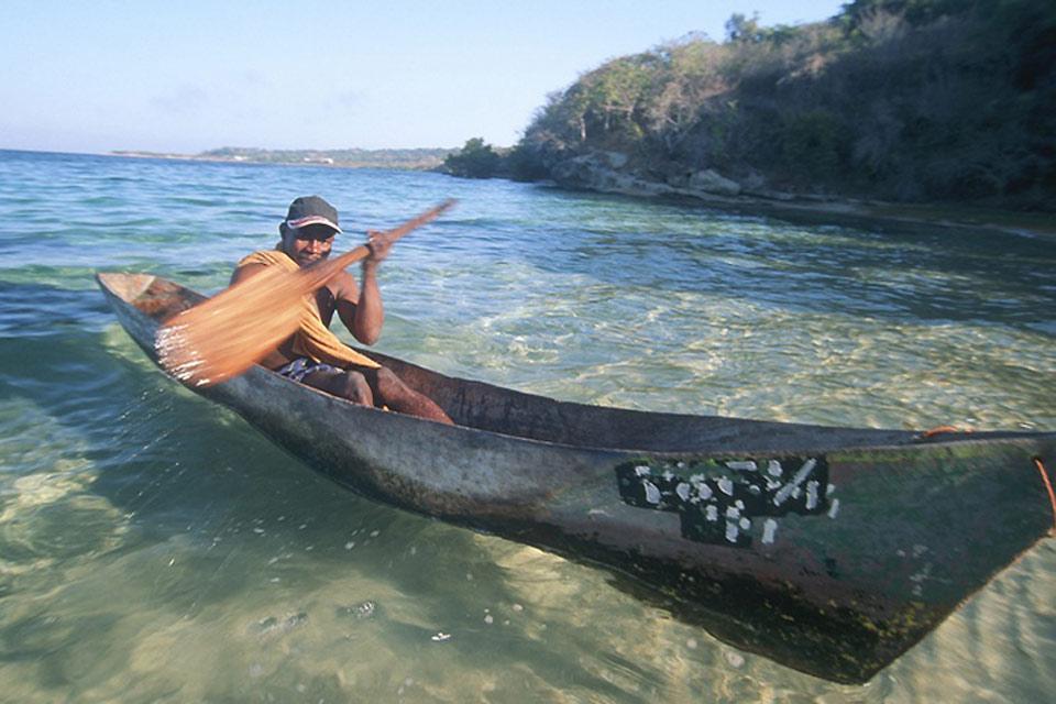 les côtes , Mozambique