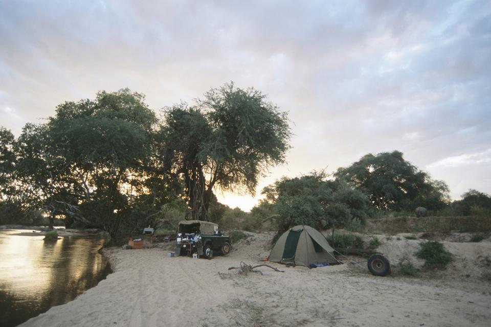 Les réserves , Mozambique