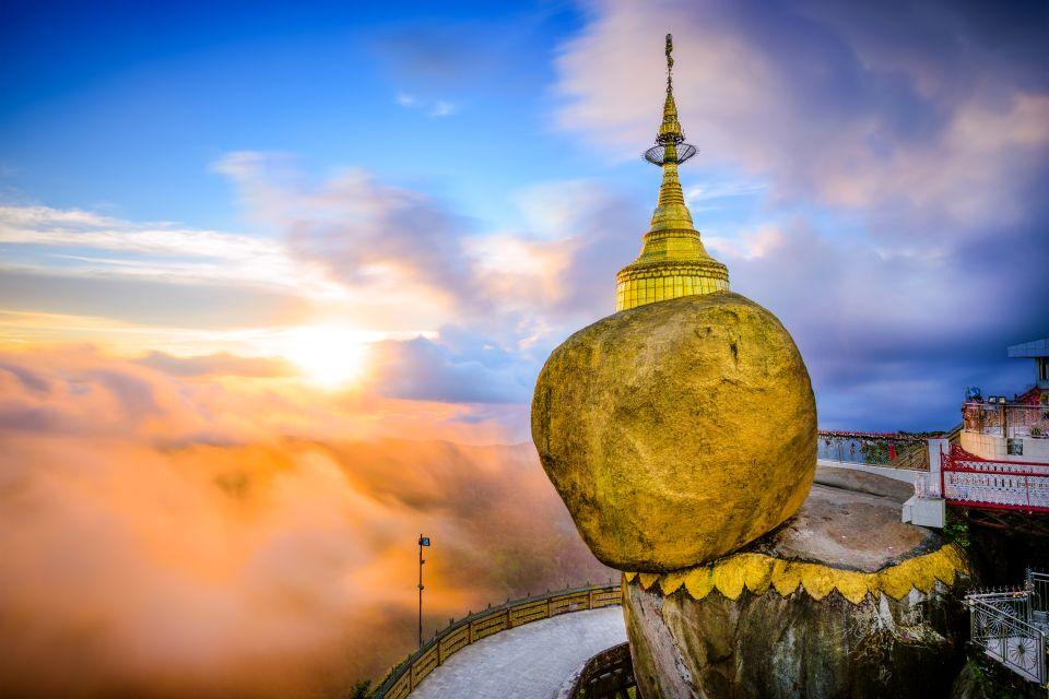 Kyaikto, The Kyaikto, Landscapes, Yangon, Myanmar