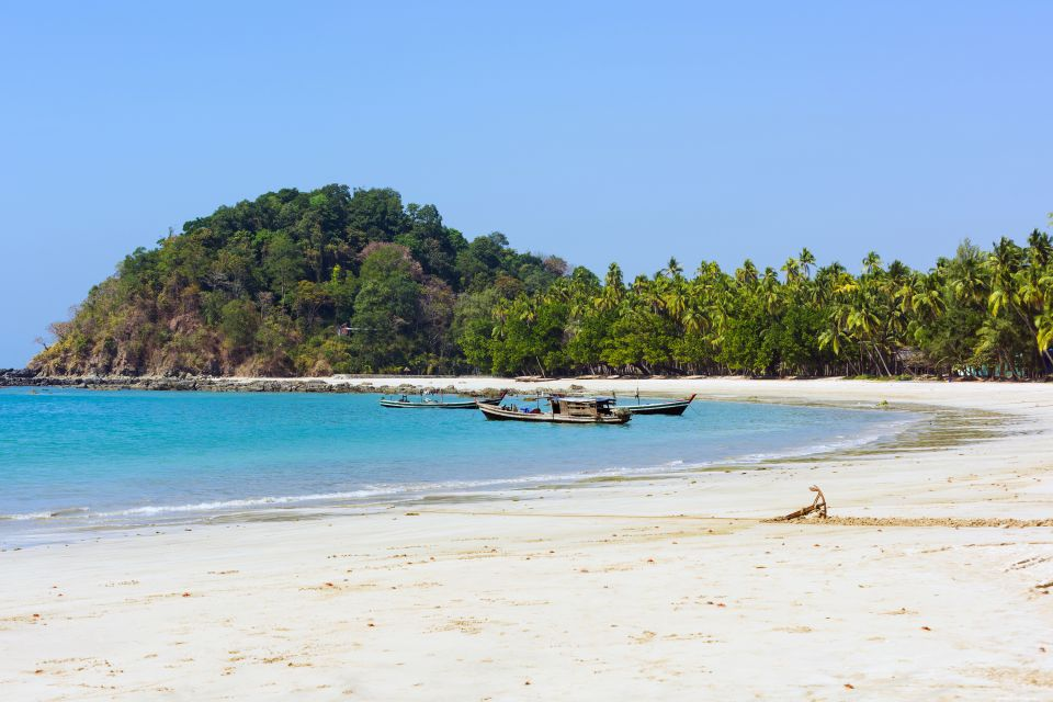 Ngapali Beach, Sea resorts, Coasts, Myanmar