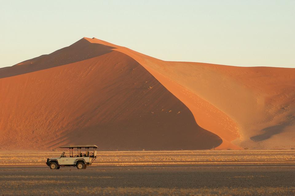 Il Parco nazionale di Namib-Naukluft - Namibia