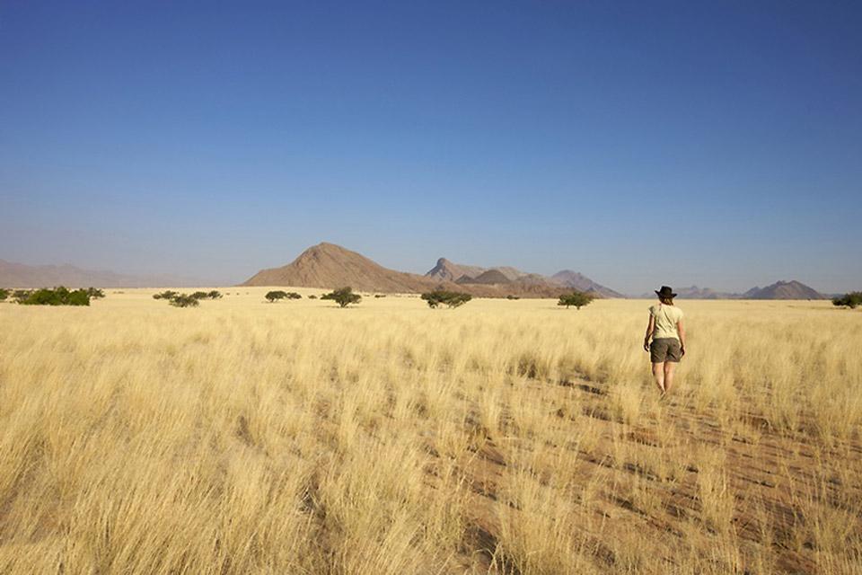 El Kaokoland , Namibia