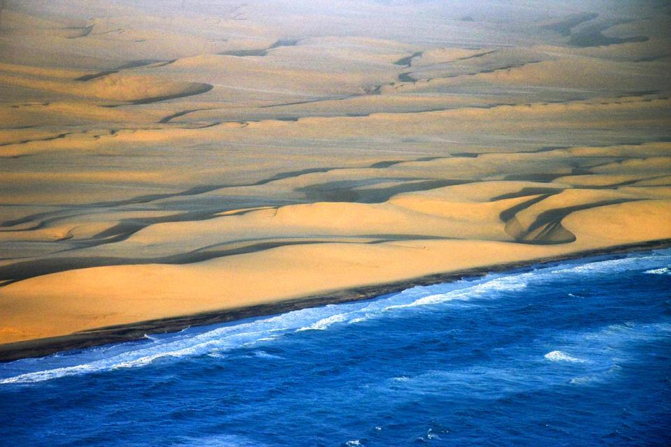 Skeleton coast , The Skeleton coast, Namibia , Namibia
