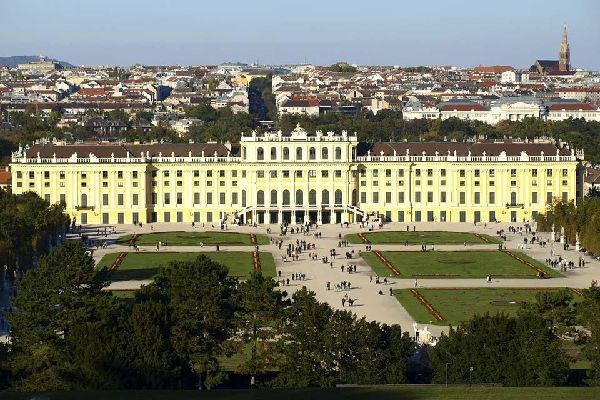 Le baroque , Autriche