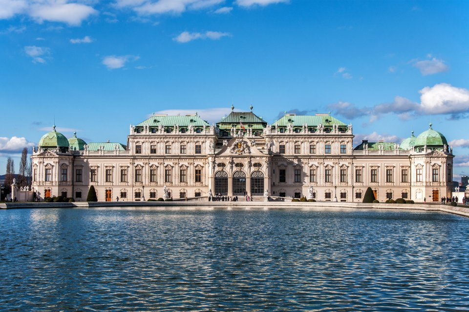 Das Barock, Der Barock, Die Künste und die Kultur, Wien, Österreich