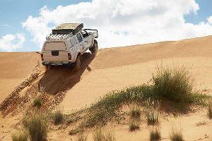 Las actividades deportivas , Excursiones en globo , Namibia