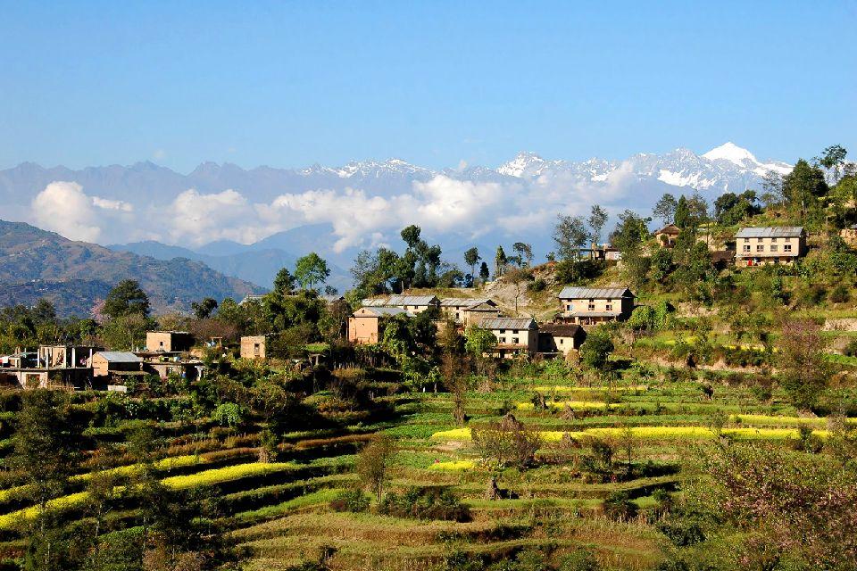 Les sommets , Népal