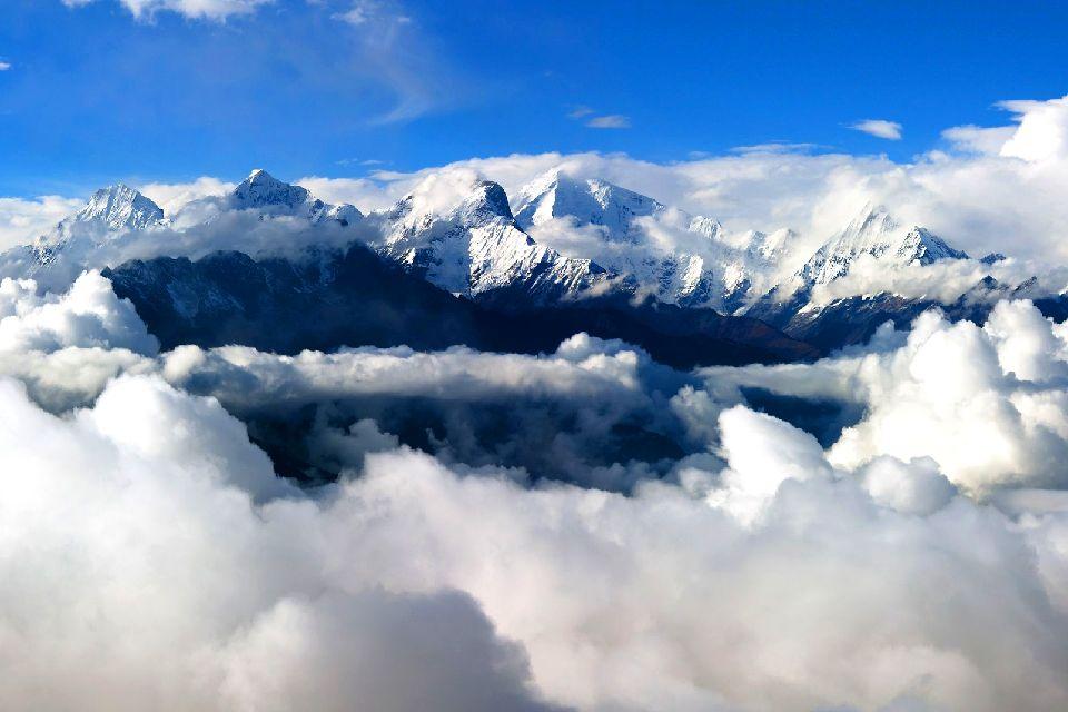 Les vallées d'Helambu et de Langtang , Népal
