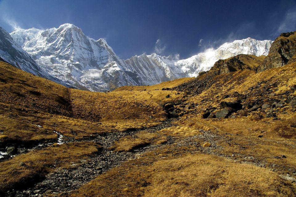 L'Annapurna , Népal