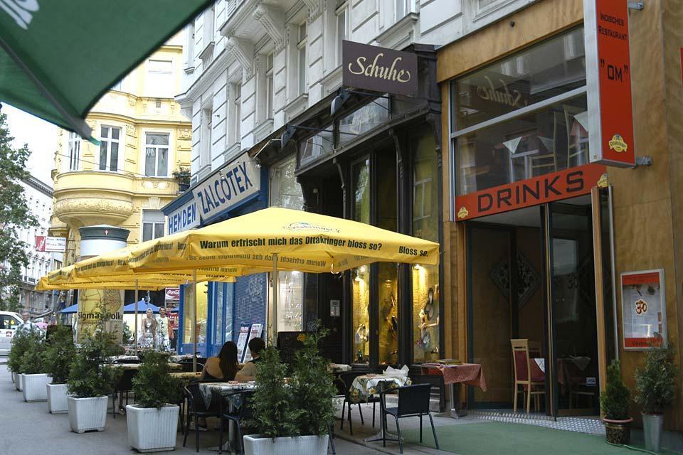 The cafés , Austria