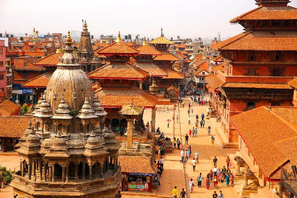 The Newars , Nepal