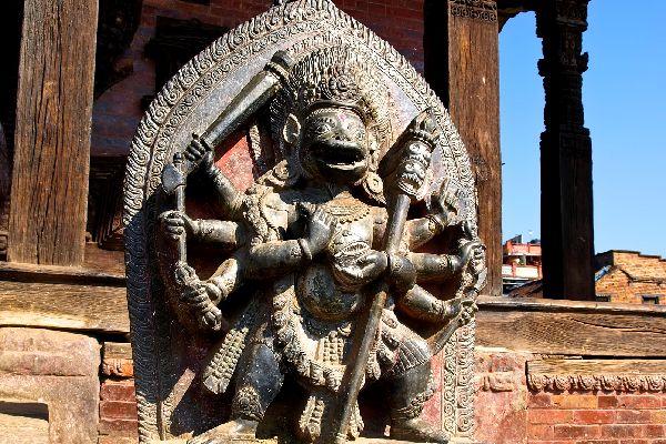 Sculptures , Pashupatinath temple, Nepal , Nepal