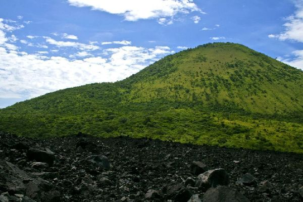 Les montagnes , Nicaragua