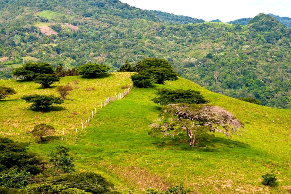 Las montañas , Nicaragua
