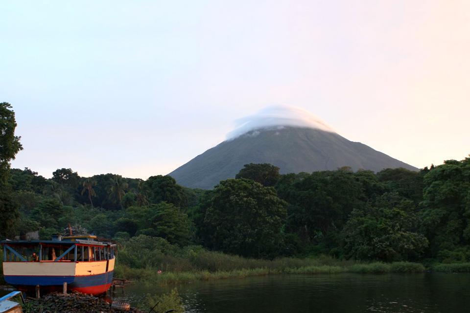 Lake Nicaragua , Nicaragua