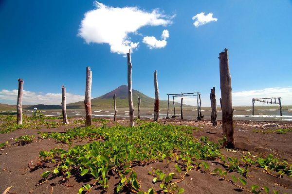 Le lac Managua , Le Lac Managua, Nicaragua , Nicaragua