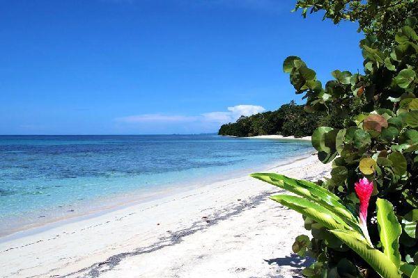La côte Pacifique , La côte du Pacifique, Nicaragua , Nicaragua