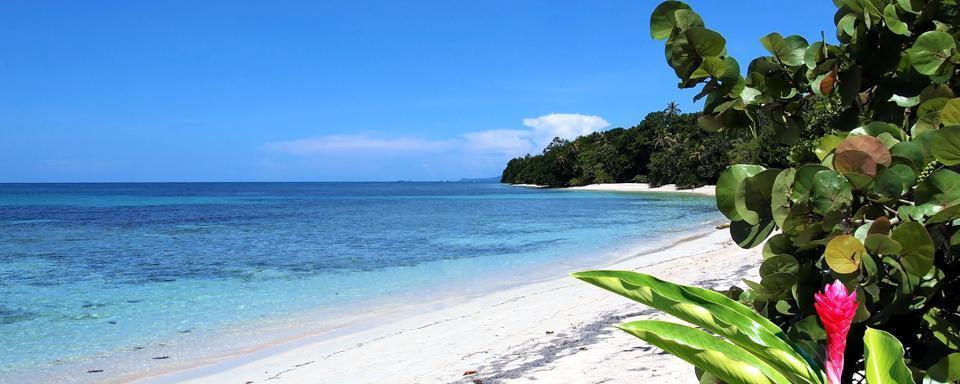 La costa del Pac�fico, Nicaragua