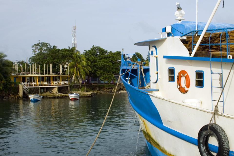 La Mosquito Coast , Nicaragua