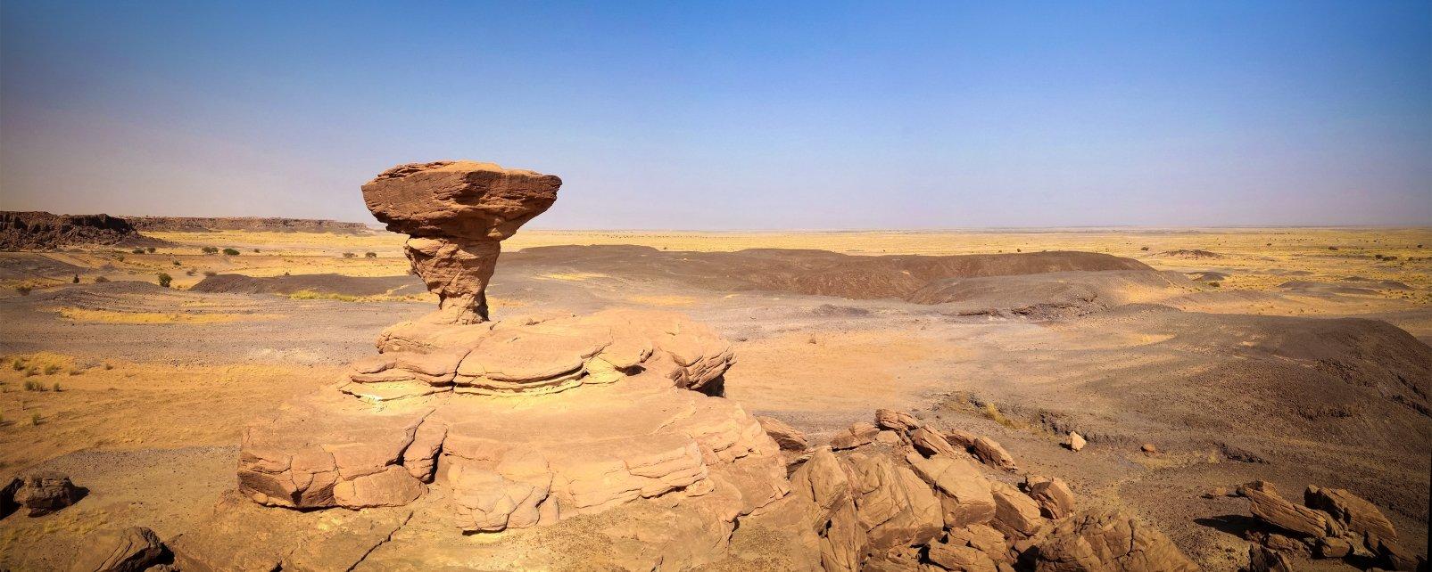 Les paysages, desert, niger, sahara, aït, afrique