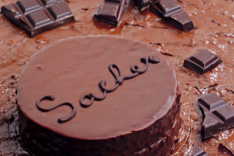 La Sacher Tochte, Café Sacher, Les arts et la culture, Vienne, Autriche