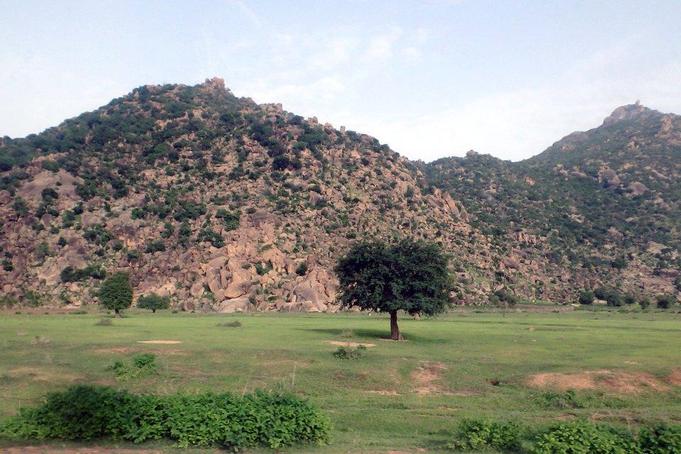 Mandara Mountains, Landscapes, Nigeria