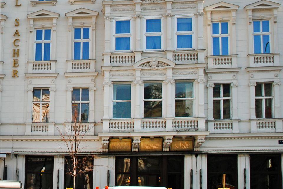La maison Jungmann & Neffe, Les arts et la culture, Vienne, Autriche