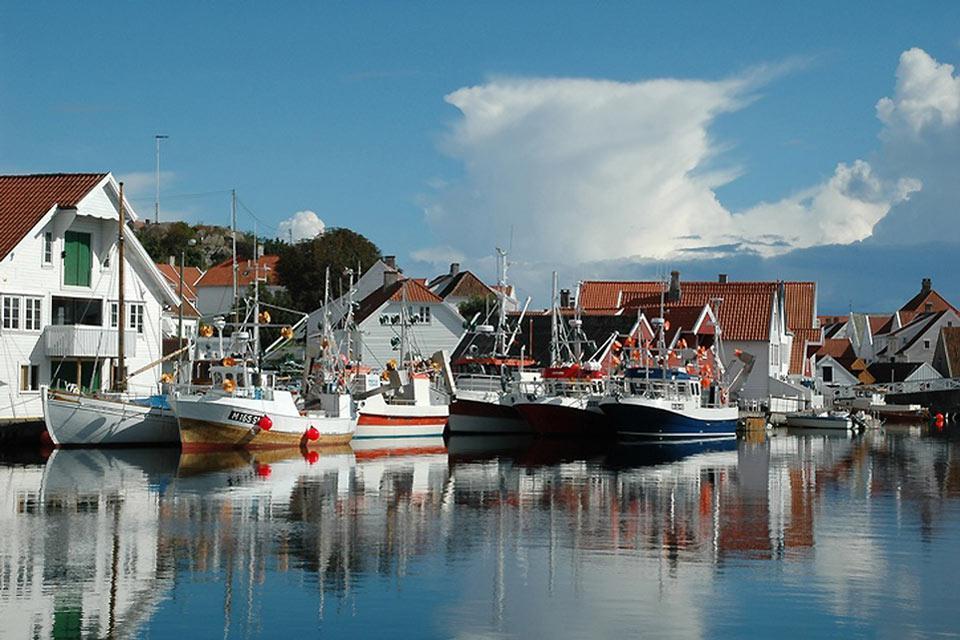 El sur , Fiordo noruego , Noruega