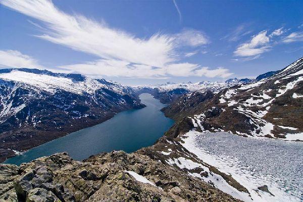 Il nord , Capo Nord in Norvegia , Norvegia