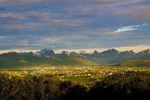 El Sol de Medianoche , El sol de medianoche en Noruega , Noruega