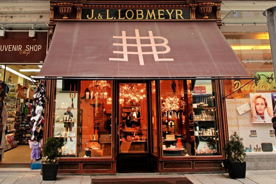 Lobmeyr glass production, The Lobmeyr glassmaker, Arts and culture, Vienna, Austria