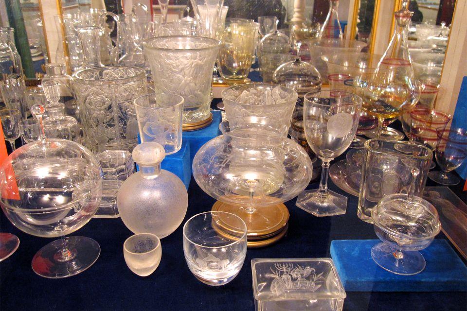 The Lobmeyr glassmaker, Arts and culture, Vienna, Austria