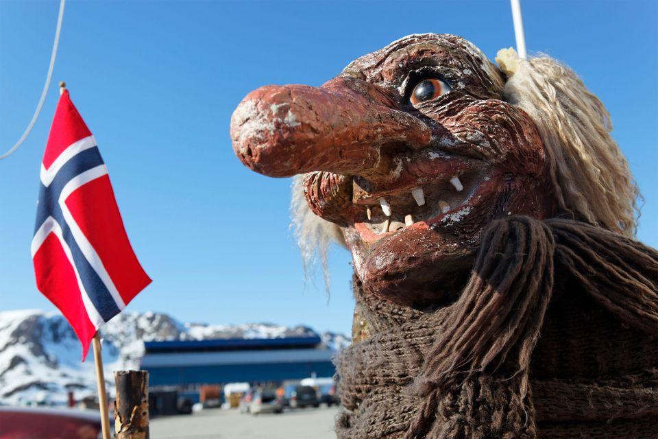 , I Troll, Le arti e la cultura, Norvegia