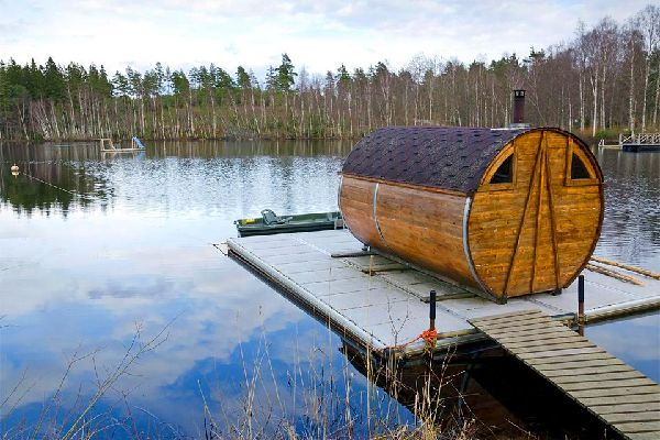 Die Sauna , Norwegen