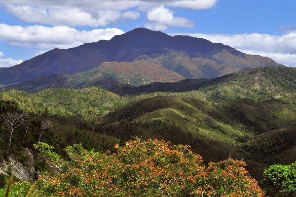 Grande Terre , Mountains , Grande Terre , The mountains , New Caledonia