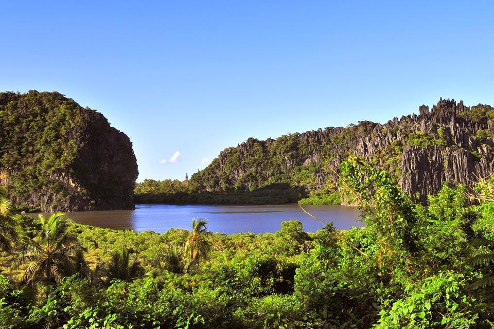 Grande Terre , La côte Est , Nouvelle-Calédonie