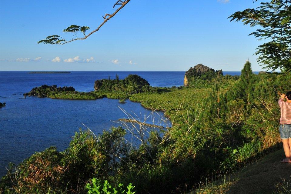 Les paysages, Nouvelle-Calédonie, Outre Mer, Territoire d'Outre Mer, Pacifique, Mélanésie, Île, france